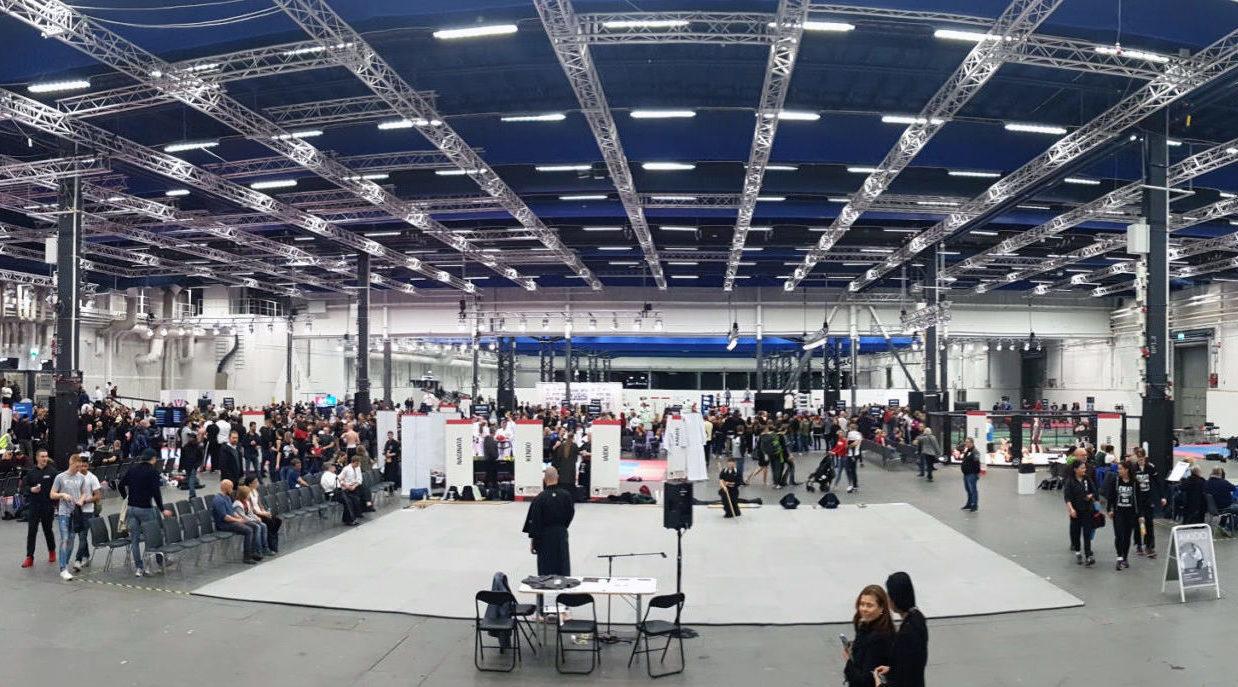 Kampsportsfestivalen 2019